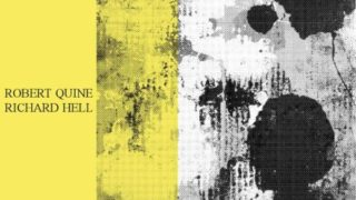 Richard Hell & Robert Quine: Quine / Hell
