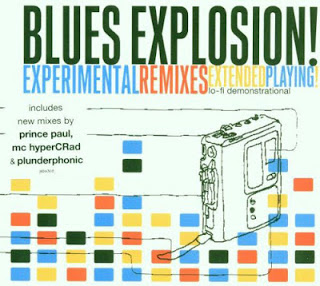The Jon Spencer Blues Explosion: Experimental Remixes