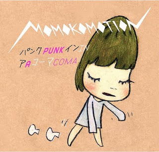 momokomotion: PUNK IN A COMA